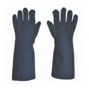 Polyco Hot Glove Plus Heavy-Duty Heat-Resistant Gauntlet Gloves 902