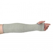 Portwest A690 45cm Cut-Resistant HPPE Grey Sleeve