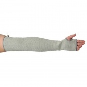 Portwest A691 56cm Cut-Resistant HPPE Grey Sleeve