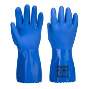 Portwest Marine Ultra PVC Chemical Gauntlets A881