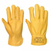 Portwest A270 Classic Driver Leather Gloves