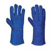 Portwest Cow Split Leather Welders Gauntlets A510
