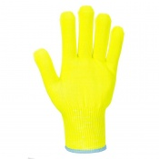 Portwest Cut-Resistant Hi-Vis HPPE Gloves A688
