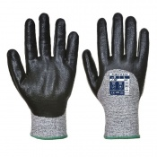 Portwest A621 Cut-Resistant Nitrile 3/4 Coated Gloves