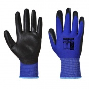 Portwest Dexti-Grip Nitrile Foam Blue Gloves A320BL