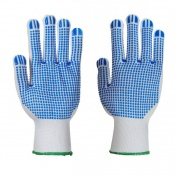 Portwest Dual Polka Dot Plus Gloves A113