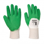 Portwest Latex Breathable Lightweight Handling Gloves A171 (Case of 120 Pairs)