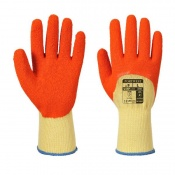 Portwest Latex 3/4 Dipped Grip Xtra Gloves A105