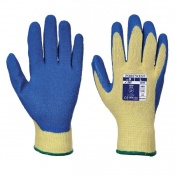 Portwest Latex Water Repellent Gloves A610