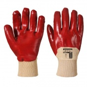 Portwest PVC Venti General Handling Gloves A401