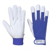 Portwest A250 Tergsus Leather Blue Gloves