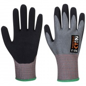 Portwest CT67 AHR Nitrile Coated Cut Level F Gloves