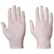 Supertouch Powdered Latex Gloves - Industrial Grade 1050