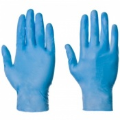 Supertouch Powderfree Vynatrile Gloves - Medical 1151