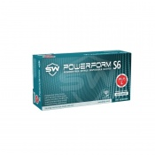 PowerForm S6 EcoTek Biodegradable Nitrile Gloves (Box of 100 Gloves)