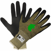 Treadstone Aramid Pro-300 Cut Level E Heat-Resistant Latex Coated Gloves