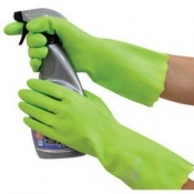 Polyco Pura Medium Weight PVC Gloves