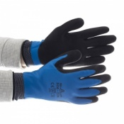 Showa 306 Fully Coated Latex Grip Gloves