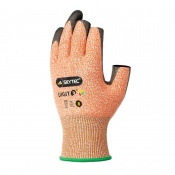 Skytec Amber Digit Fingerless Cut Resistant Gloves