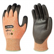 Skytec G3PU Amber Cut Resistant Gloves