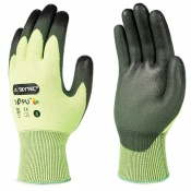 Skytec T5PU Green Level 5 Cut Resistant Gloves