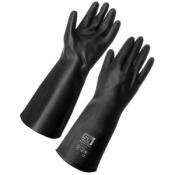 Supertouch Prochem Heavy Duty Long Rubber Gauntlet Gloves