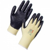 Supertouch Black Jack Kevlar Gloves 7124