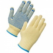 Supertouch 7 Gauge Kevlar Tear-Resistant PVC Dot Gloves 2727