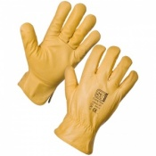 All Leather Safety Gloves