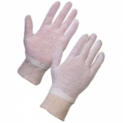 Supertouch Stockinet Glove Liners - Polycotton 2500
