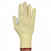 Tornado Exertion-Lite Leather Palm Work Gloves GRC
