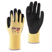 Towa ActivGrip Advance KEV TOW591 Nitrile-Coated Gloves
