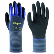 Towa ActivGrip CJ-568 Nitrile-Coated Gloves
