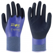 Towa ActivGrip CJ-569 Nitrile-Coated Gloves
