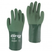 Towa ActivGrip TOW566 30cm Nitrile-Coated Gloves