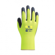 Towa Flora Soft and Care TOW317 Lemon Yellow Gardening Gloves
