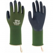 Towa Foresta TOW394 Moss Green Premium Latex-Coated Gardening Gloves