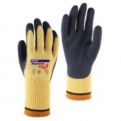 Towa PowerGrab KEV4 TOW344 Latex-Coated Gloves