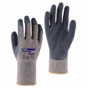 Towa PowerGrab Plus TOW341 Latex-Coated Gloves with Grey Liner