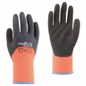 Towa PowerGrab Thermo 3/4 TOW347 Gloves with Orange Liner