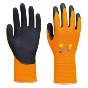 Towa Flora Soft and Care TOW318 Sunshine Orange Gardening Gloves