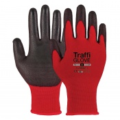 TraffiGlove TG1010 Classic Cut Level 1 Safety Gloves (Pack of 10 Pairs)