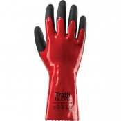TraffiGlove TG1080 Chemic Cut Level 1 Chemical Resistant Gloves