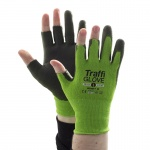 TraffiGlove TG5020 3 Digit Cut Level 5 Safety Gloves