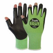 TraffiGlove TG5220 3 Digit Cut Level 5 Safety Gloves
