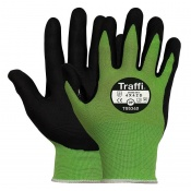 TraffiGlove TG5340 Waterproof Cut-Resistant Touchscreen Gloves