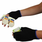 UCi Seamless Fingerless Gloves