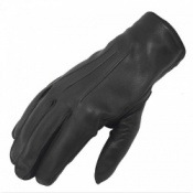 Uniform Lined Leather Police Gloves SB00001A
