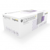 Unigloves Stronghold+ GM007 Purple Nitrile Disposable Gloves with Extended Cuffs (Box of 100 Gloves)