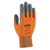 Uvex Phynomic X-Foam HV Hi-Vis Grip Gloves